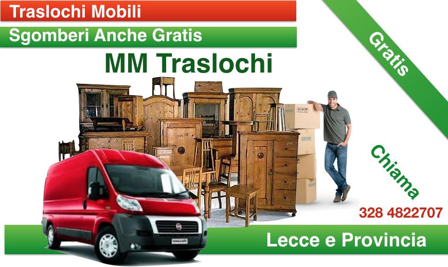 impresa ritira mobili usati gratis nel salento