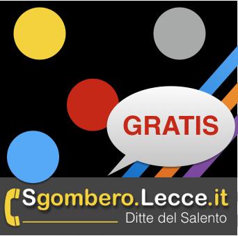 Sgombero Gratis Lecce