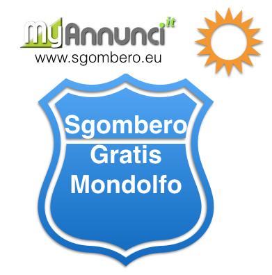 Sgombero Cantine Mondolfo